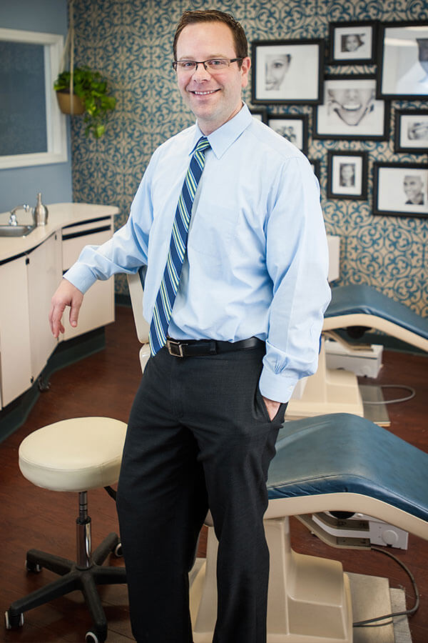 Dr. Edward Cos - Hartford Orthodontist